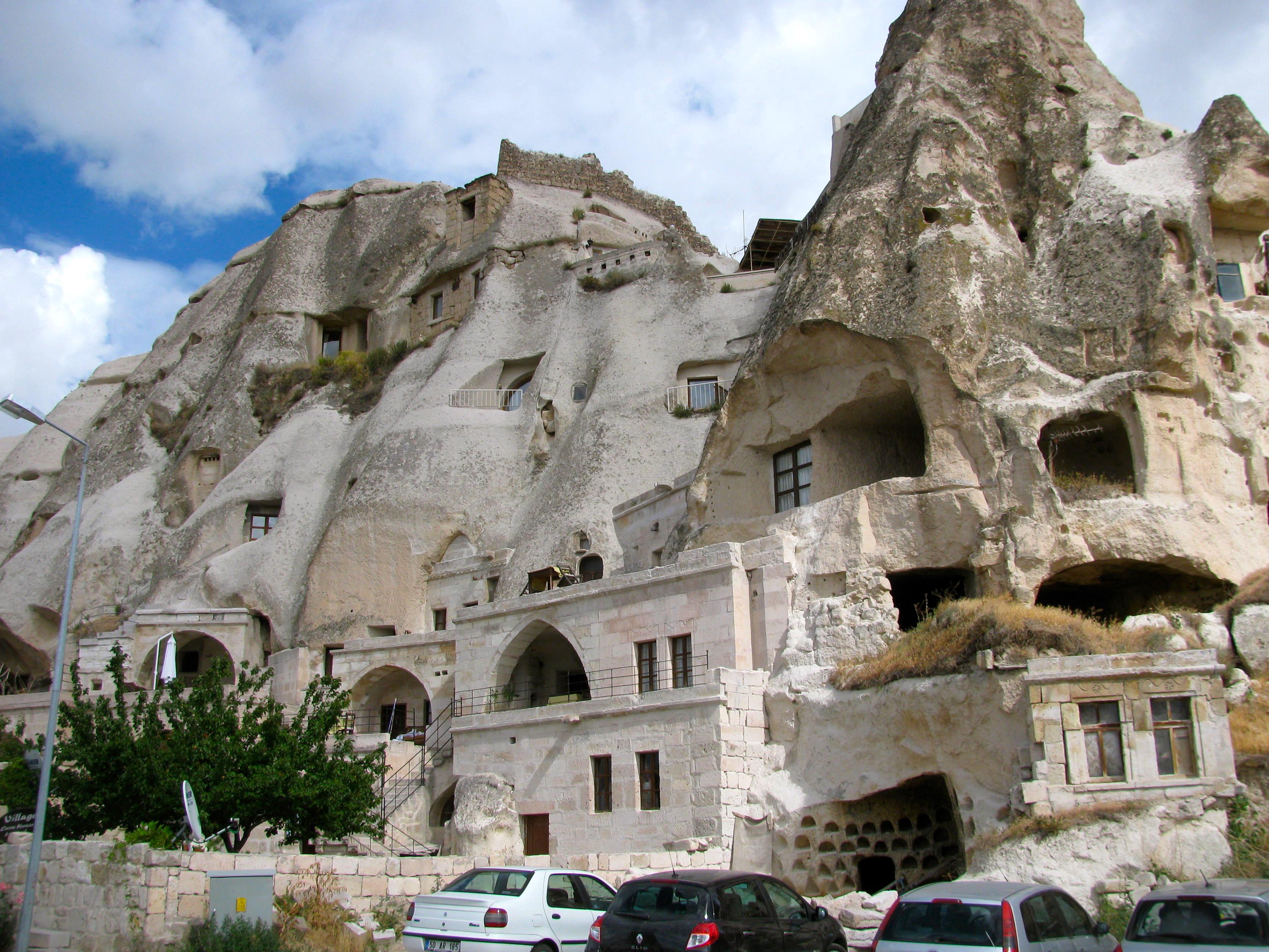 Cappadocia Cave Suites Hotel